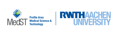 Logo of RWTH Profile Area Medical Science & Technology